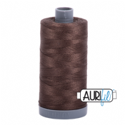 Aurifil 28 Cotton Thread - 1140 (Brown)